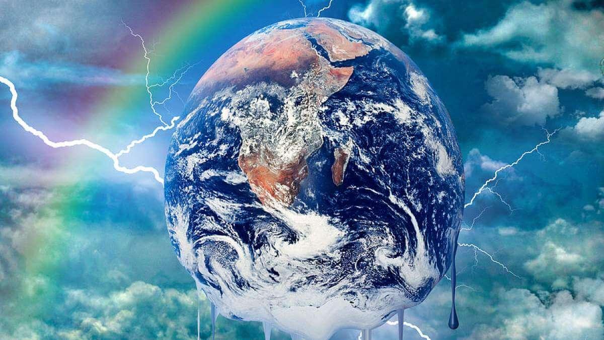 Τι δεν καταλαβαίνεις; Είναι η κλιματική αλλαγή ηλίθιε…