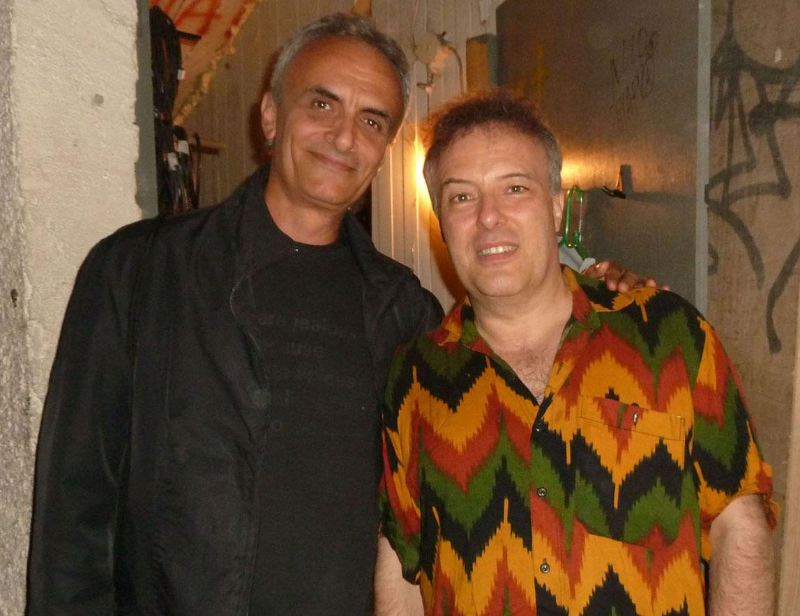 Jello Biafra & Frank Panx