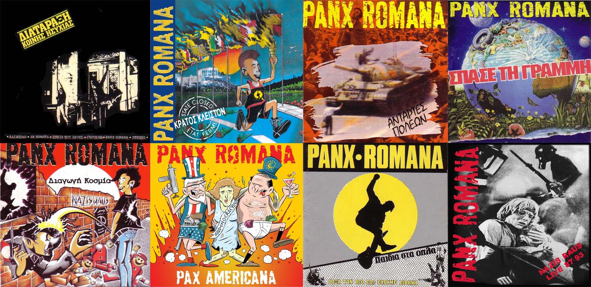 Η ιστορία των Panx με λίγα λόγια