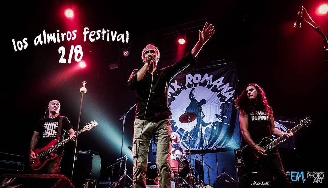7th Los Almiros Festival 2-4/8/18