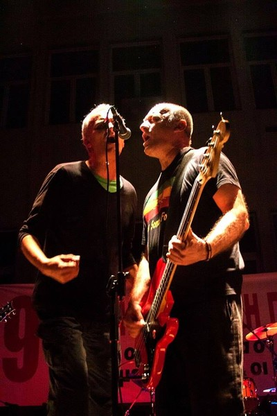 Frank & Julio 9th Antiracist Fest 2015