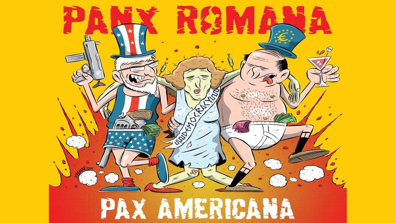 H Pax Americana (Full Album) ελεύθερη στο διαδίκτυο