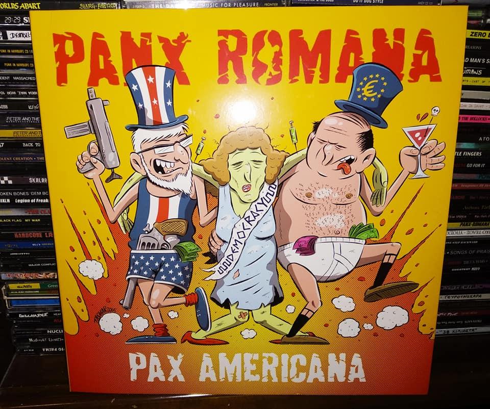 Η ιστορία των Ρωμιών Πάνκηδων ή αλλιώς των Panx Romana
