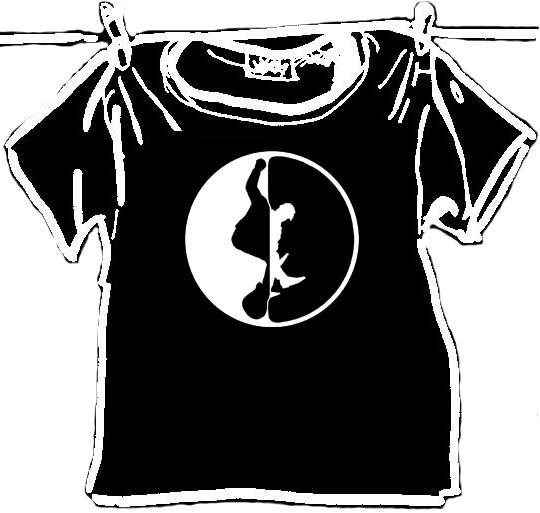 Νέο T-Shirt, Κονκάρδα & Αυτοκόλλητο