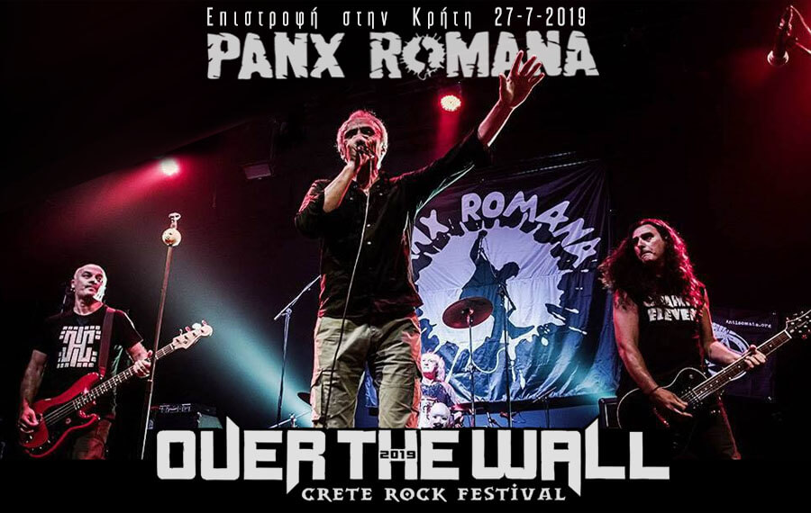 Over the Wall Crete Rock Festival 27/7/2019