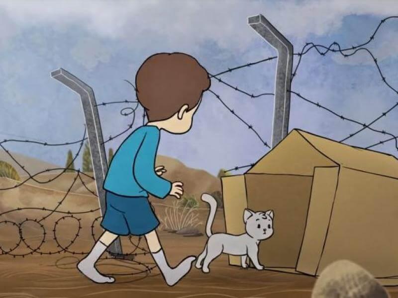 «Το κουτί» – Ενα μικρό αριστούργημα για τα παιδιά του πολέμου